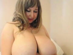 Slut With Large Breasts...