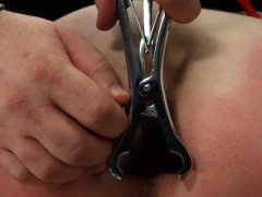 BDSM hardcore action with...