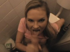 Blonde Amateur Fucked And...