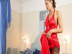 Do you love this red stocking ultra hot